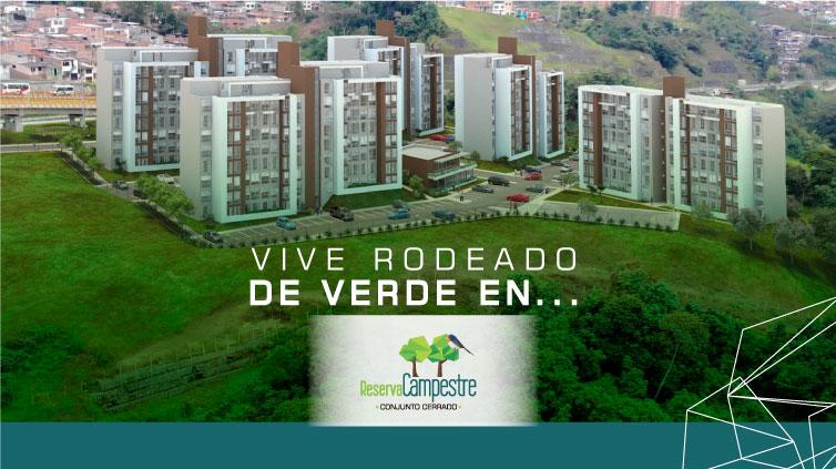 Proyectos de apartamentos nuevos en Manizales